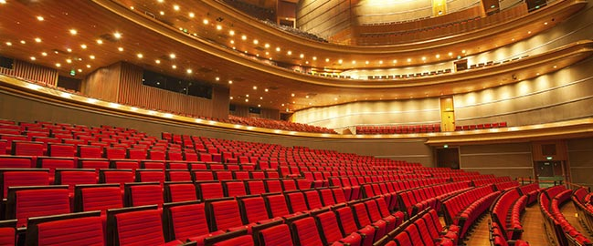 Dr. Phillips Center for Performing Arts in Orlando, Florida