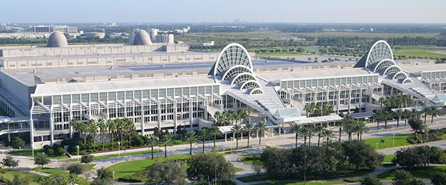 Orange County Convention Center of Orlando