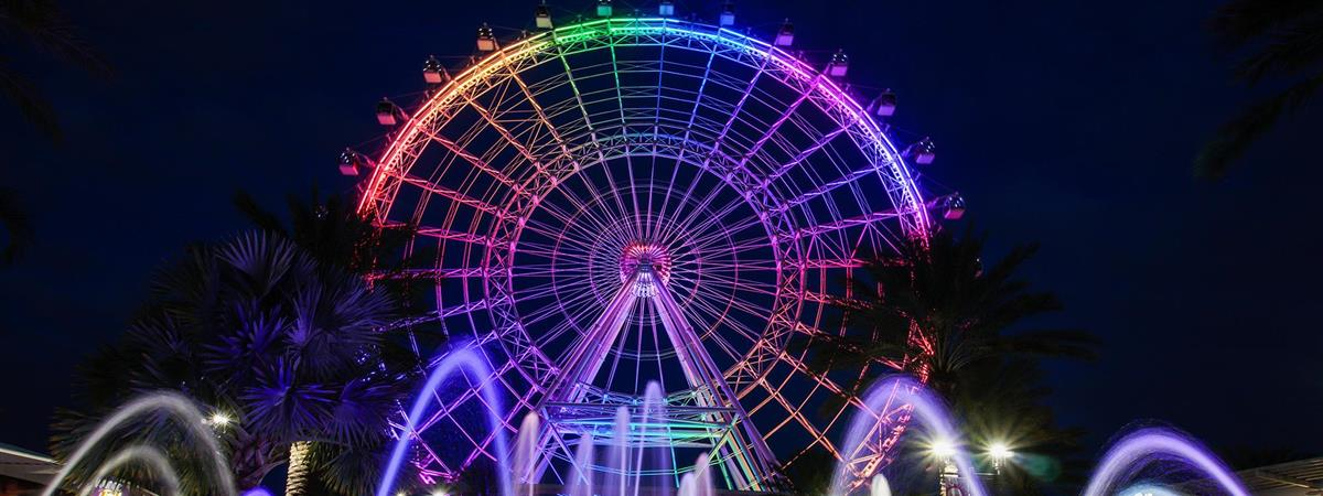 The Wheel at Icon Park Vacation Package