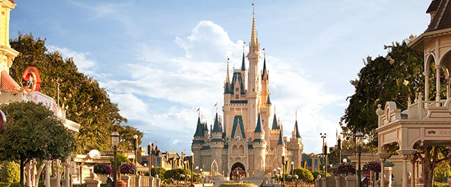 Walt Disney World in Orlando