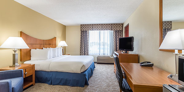 Wingate by Wyndham Universal Studios & Convention Center, Orlando Accessible King